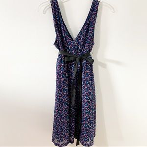 American Eagle Outfitters Sleeveless Dress Ribbon